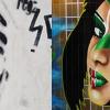 Graffiti & Stencile: czeska Praga