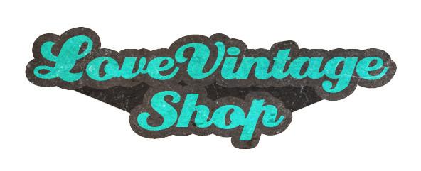 Love Vintage Logo