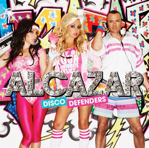 Alcazar - Disco Defenders album covers
