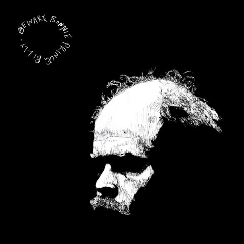 "Bonnie ""Prince"" Billy - Beware album cover"