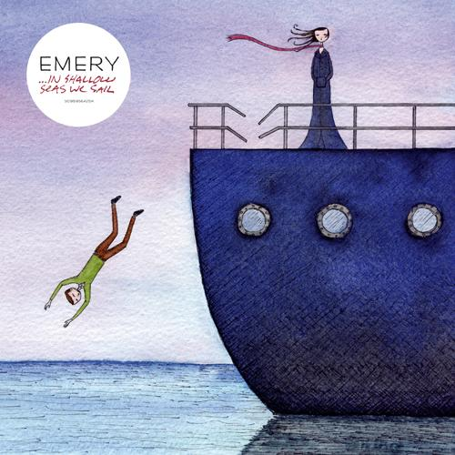 5.Emery - In Shallow Seas We Sail album cover