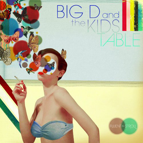Big D and the Kids Table - Fluent in Stroll album cover