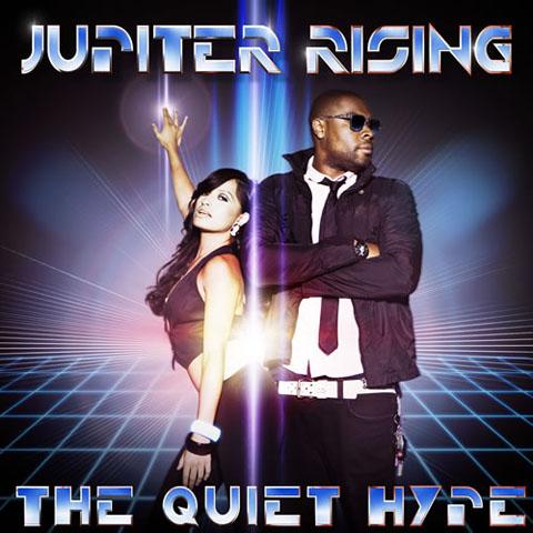 Jupiter Rising - The Quiet Hype album cover