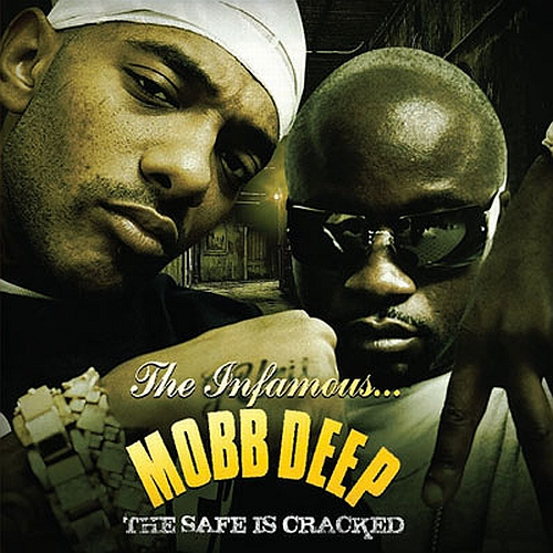 Mobb Deep - The Safe Is Cracked album cover