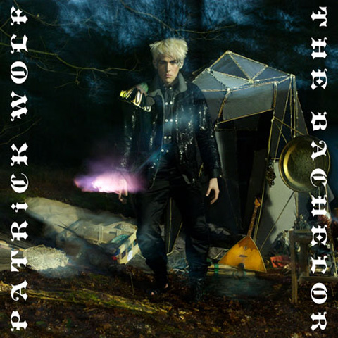 Patrick Wolf - The Bachelor album cover