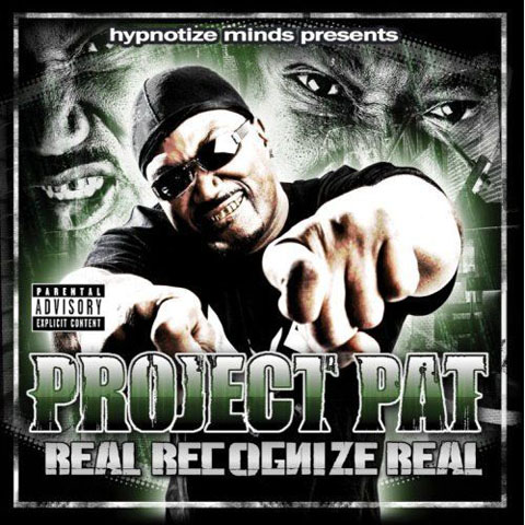 Project Pat - Real Recognise Real album cover