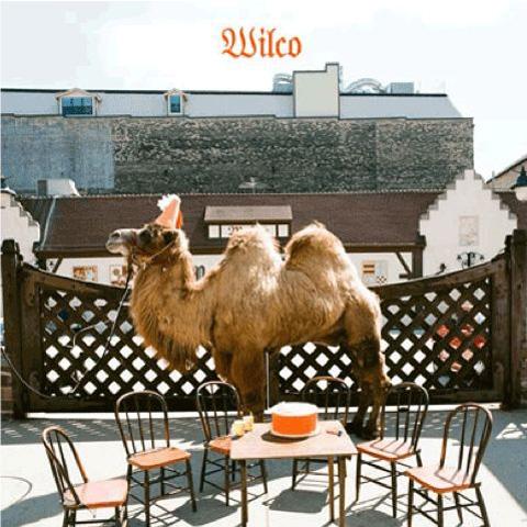 Wilco Album Cover