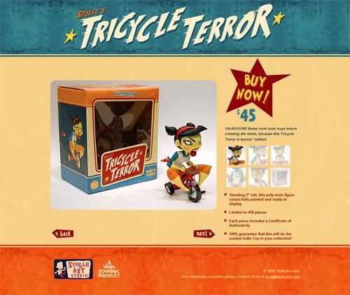 Tricle Terror