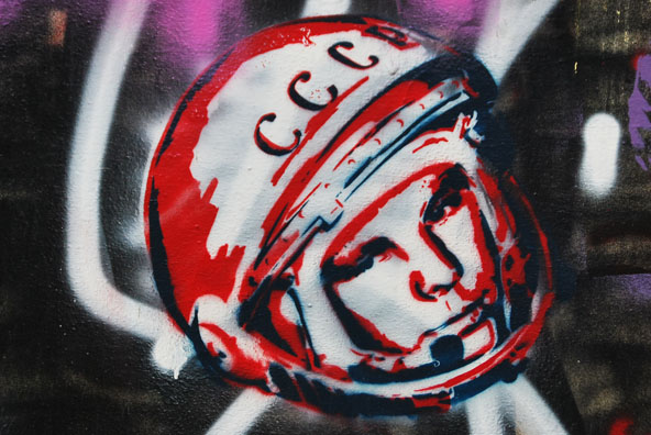 Graffiti Praga Czechy