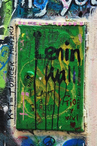 John's Lennon Wall